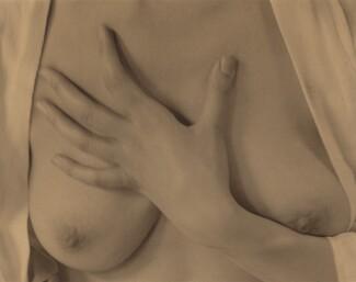 image: Georgia O'Keeffe—Hand and Breasts