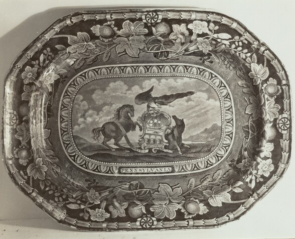 Platter - Pennsylvania Arms