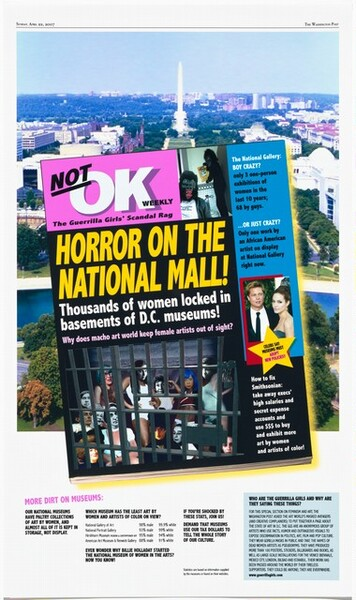 Horror on the National Mall!