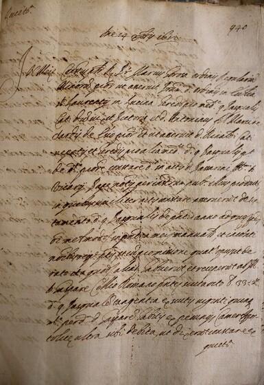 ASR, TNC, uff. 15, 1612, pt. 3, vol. 55, fol. 940r