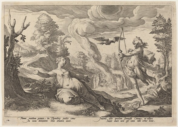Apollo Killing Coronis
