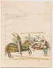Freydal, The Book of Jousts and Tournaments of Emperor Maximilian I: Combats on Horseback (Jousts)(Volume I): Plate 32
