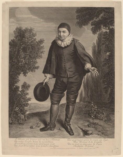 Raimond Poisson as Crispin