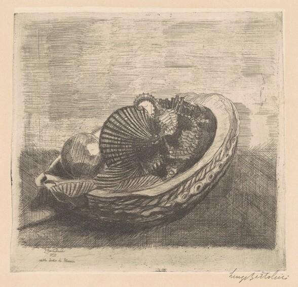Le conchiglie [The Shells (in Petrucci