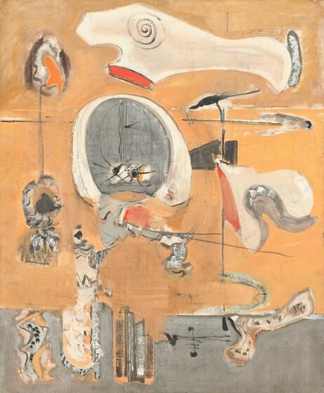 Mark Rothko, Sea Fantasy, 19461946