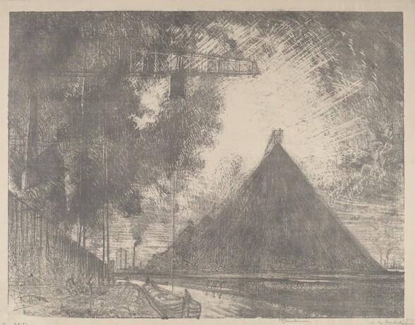 The Dump, Charleroi