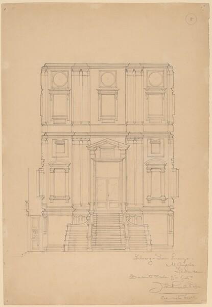 Library, San Lorenzo