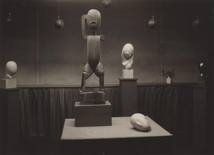 Brancusi Exhibition at 291