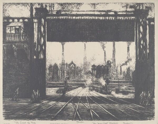 The Iron Gate, Charleroi