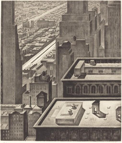 Manhattan Vista