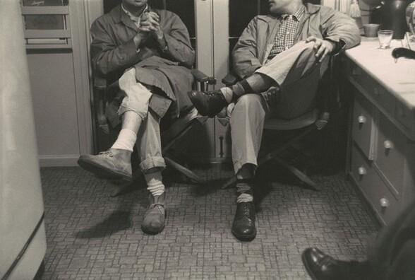 John and Dan Dixon, Berkeley, California