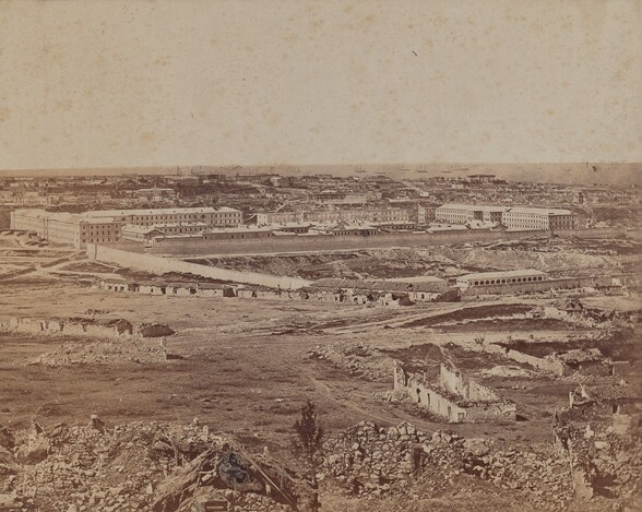 Panorama of Sebastopol No. 1