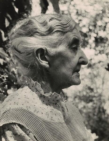 Maryann Savage, a faithful Mormon all her life, Toquerville, Utah