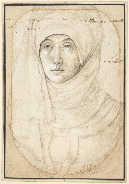 Portrait of a Woman [recto]