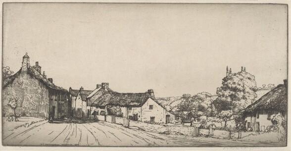 A Devonshire Village