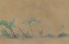 Mont Sainte-Victoire [recto]