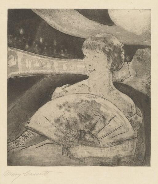 In the Opera Box (No. 3)