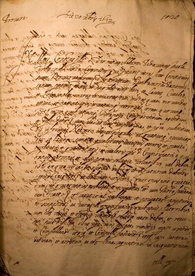 ASR, TNC, uff. 15, 1612, pt. 3, vol. 55, fol. 1020r