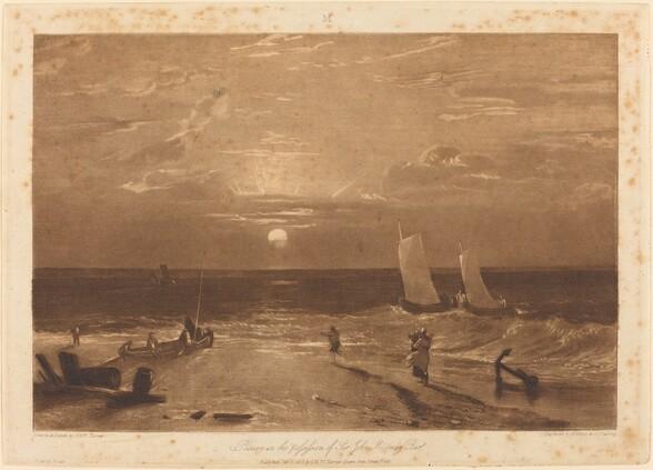 The Mildmay Sea-Piece