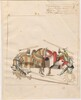 Freydal, The Book of Jousts and Tournaments of Emperor Maximilian I: Combats on Horseback (Jousts)(Volume I): Plate 9