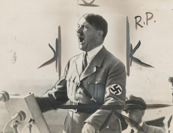 Adolf Hitler Makes a Speech—Full Flight