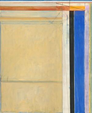 Richard Diebenkorn, Ocean Park #83, 19751975