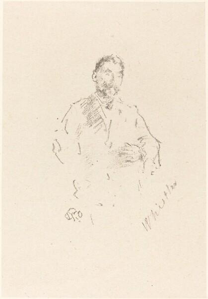 Stéphane Mallarmé, No. 2