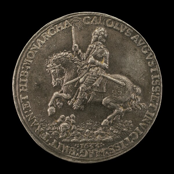 Charles I, 1600-1649, King of England 1625 [obverse]