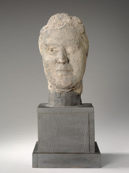 Head, Study for a Portrait of Mme Salle