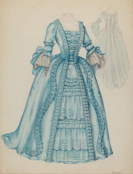 Carriage Dress