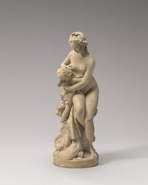 Venus Nursing Cupid