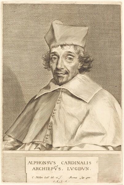 Alphonse du Plessis Richelieu, Cardinal of Lyon