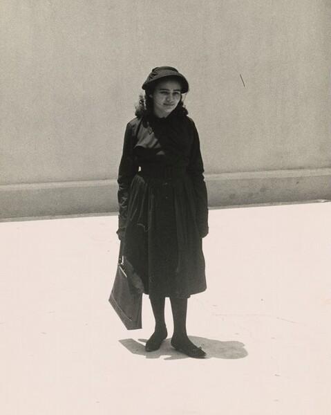 Young widow, Venezuela