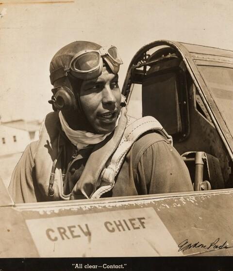Gordon Parks, Lt.