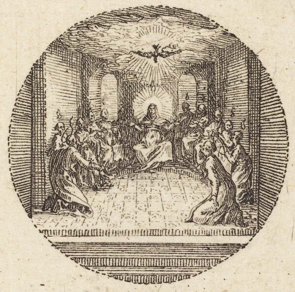 The Descent of the Holy Dove