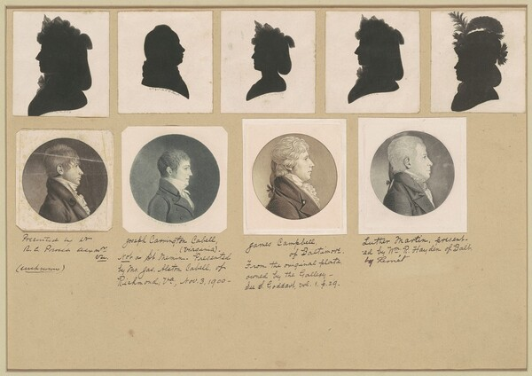 Saint-Mémin Collection, Group 56