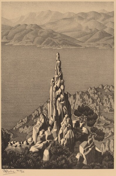 Corsica, Calanche