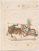 Freydal, The Book of Jousts and Tournaments of Emperor Maximilian I: Combats on Horseback (Jousts)(Volume I): Plate 46