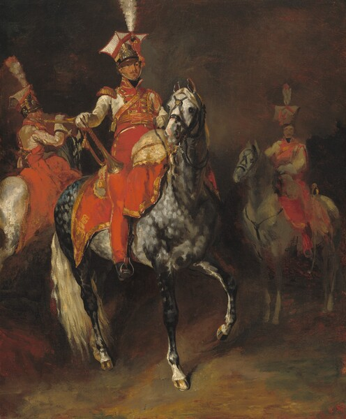 Mounted Trumpeters of Napoleon