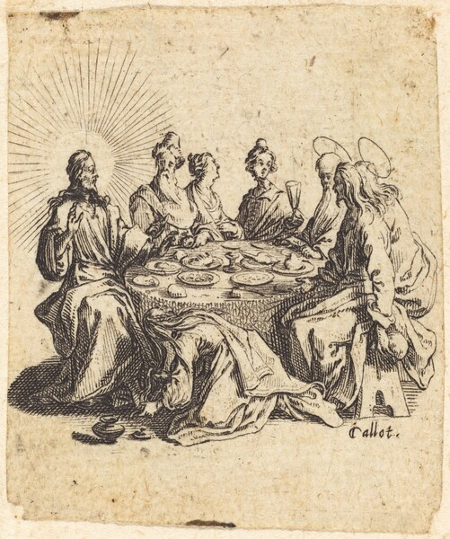 The Feast of the Pharisees