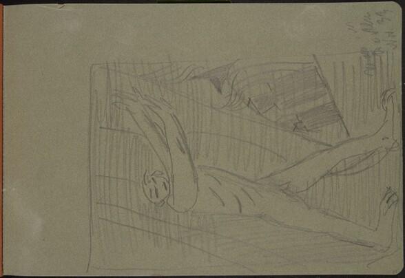 schreitender Mann (Nude Male) [p. 15]