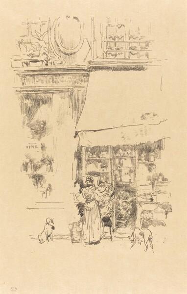 La Fruitière de la rue de Grenelle