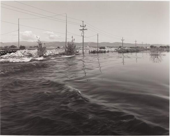 Spring Flood, Cache la Poudre River, Below I-25