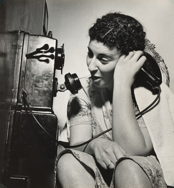 Washington D.C., The Telephone in a Boardinghouse is Always Busy