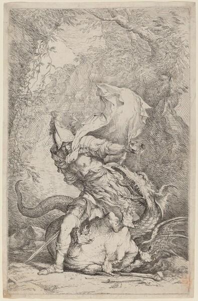 Jason and the Dragon