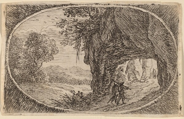 The Path through the Rock