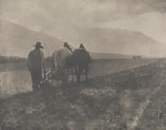 image: Ploughing