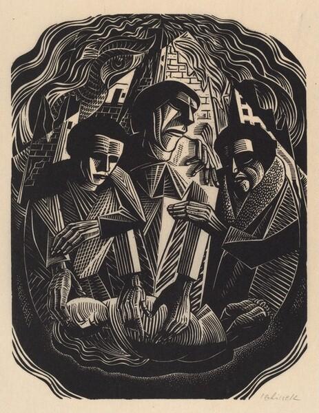 Untitled  (Three Mourning Women)