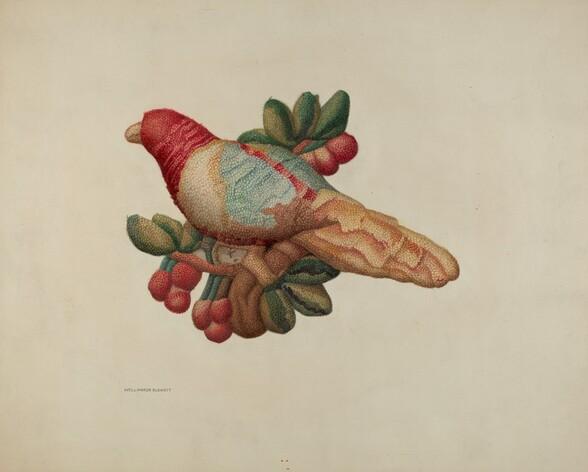 Woolen Parrot