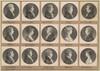 Saint-Mémin Collection of Portraits, Group 43